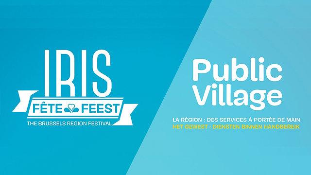 Fête de l'Iris - Irisfeest 2019