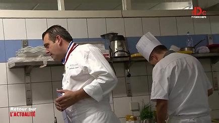 REPORTAGE. Finale Concours Meilleurs Apprentis de France  2016