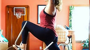 Chair Yoga Class/Warrior Poses