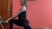 Chair Yoga Piriformis Series