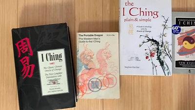 Many I Ching Books