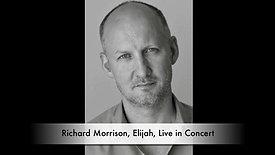 Elijah, Mendelssohn, Live Broadcast