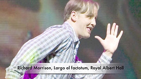 Largo al factotum, Rossini, Live at the Royal Albert Hall