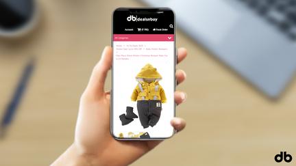Deals n Buy (Kids Clothing) Digital Ad Film