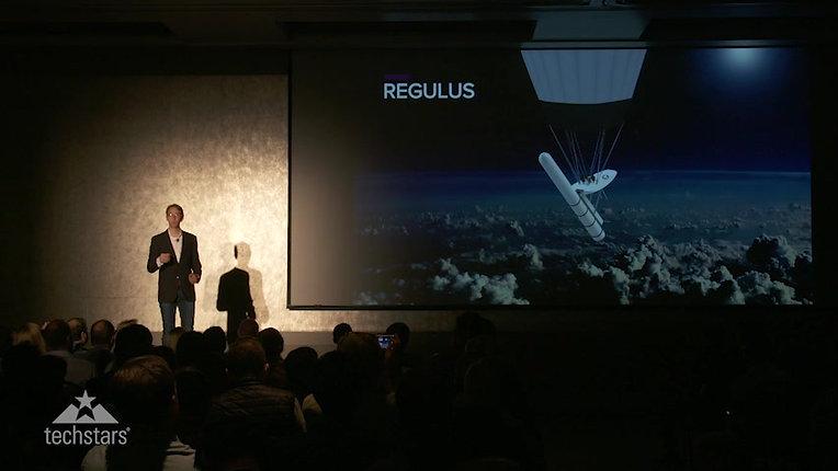 Techstars - Demo Day Leo Aerospace