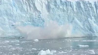 Traslado Glaciar Perito Moreno