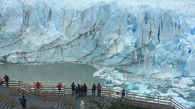 Traslado Glaciar Perito Moreno para recorrer las pasarelas