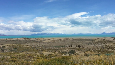 Traslado Chalten Lago Argentino