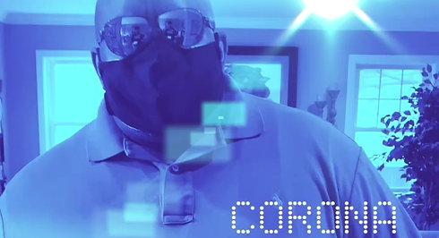 WORLD PREMIERE: corona wipe video