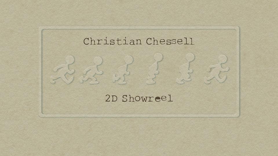 2D Animation Reel