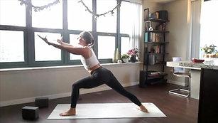 Christmas Eve Yoga