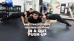 GTFL In & Out Push-Up