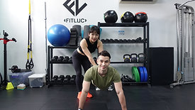 Couple Workout Valentines Special
