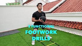3 Functional Footwork Drills