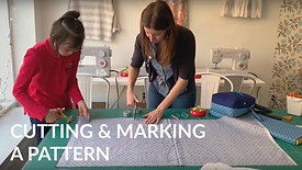 Cutting and Marking a Pattern