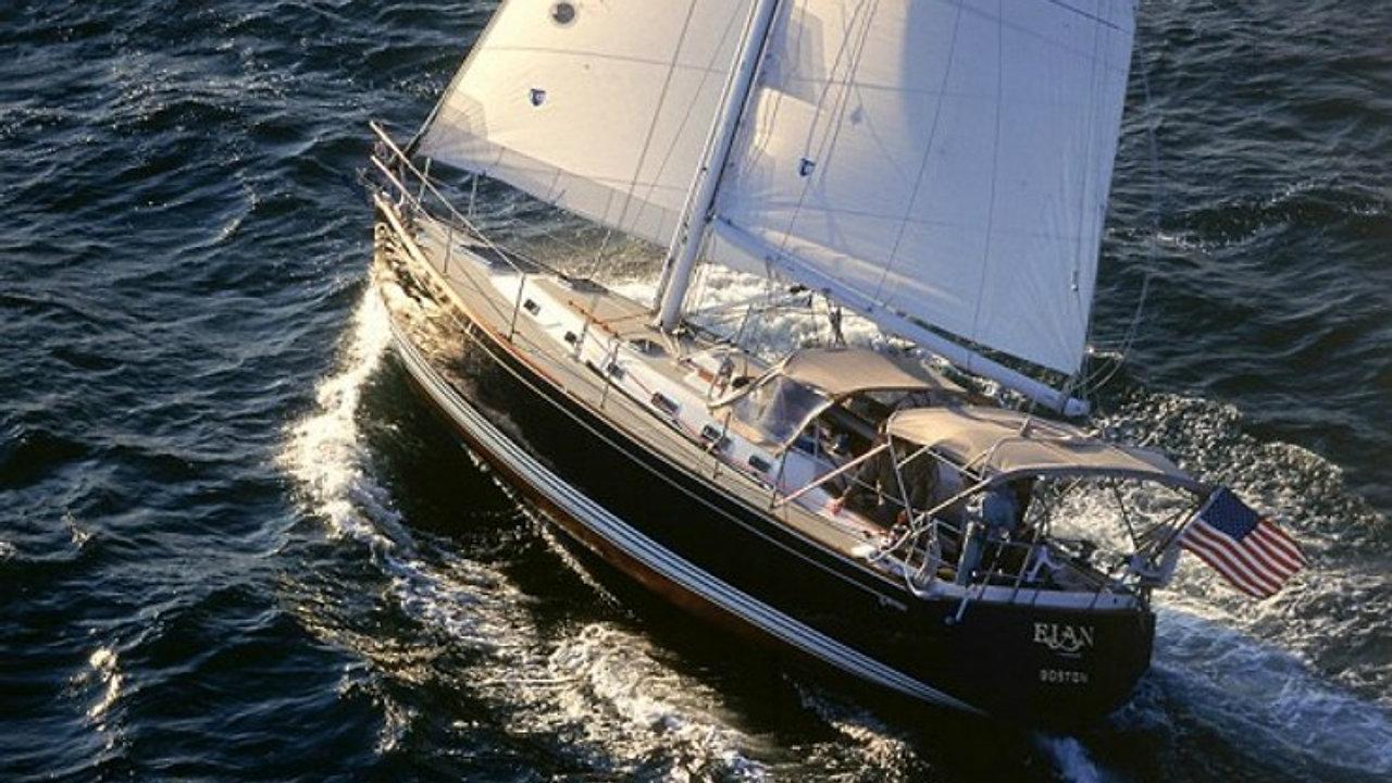 Tartan et Legacy Yachts