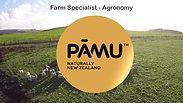 Specialist - Agronomy