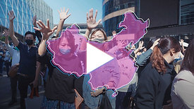 Hong Kong is showing the world how to protest anonymously [TRAILER]