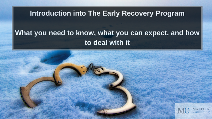Introduction to Early Recovery: A series