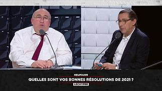 RMC Bonnes résolutions - Neumann Lechypre - Extrait 1 Michelle Jean-Baptiste