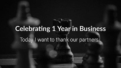 Celebrating 1 Year: Day 4