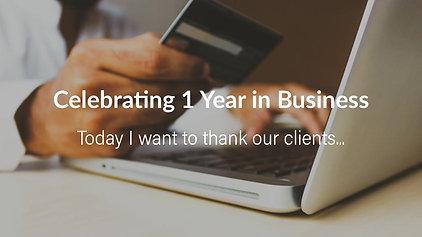 Celebrating 1 Year: Day 5