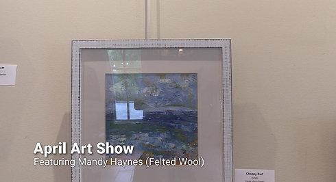 April 2021 Art Show