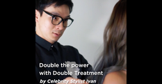 #DoubleThePower with Cindy by Celebrity Stylist Ivan