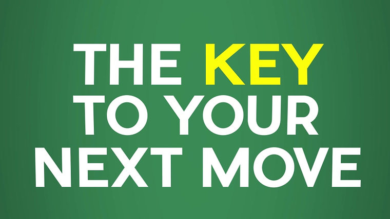 Key To Your Next Move