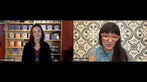 Sandra Cisneros, Martita, I Remember You, in conversation with Carmella Padilla