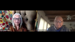 Terry Tempest Williams reads N. Scott Momaday's Earth Keeper: Reflections on the American Land