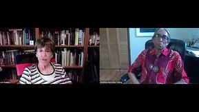 Lois Rudnick & Jonathan Warm Day Coming, Eva Mirabal