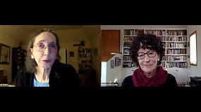 Joyce Carol Oates in conversation with Barbara Rockman