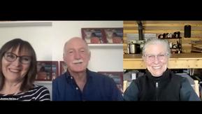 Jack Parsons, Joanna Hurley, Roshi Joan Halifax: In the Buddha's Light