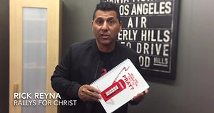 """Rick Reyna """"Rally's For Christ"""""""