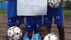 Brosis FC- Balls Donation