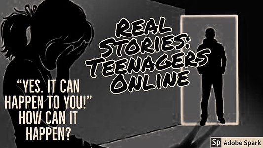 Real Stories Missing Children USA Online Encounters