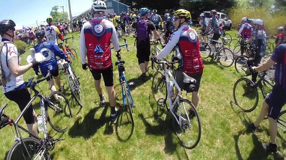 Blue Hen Veterans & Friends Cycling Team