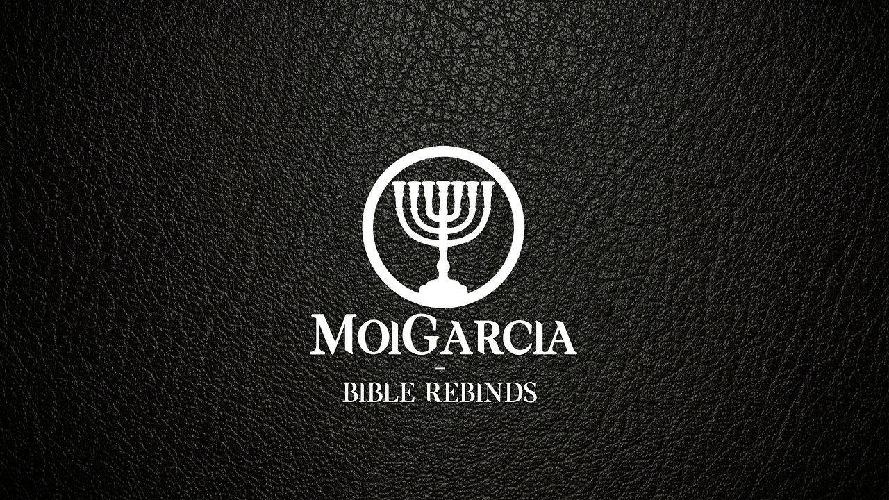Bible Rebinds