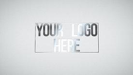 Overhead Silver Logo Light