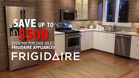 Pre-roll: New Appliances - Frigidaire