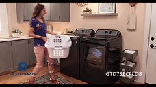 UHD - GE Infomercial - Washer GTW755CPMDG Dryer GTD75ECPLDG