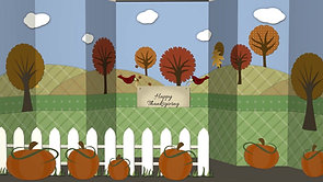 Thanksgiving Paper Craft