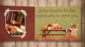 Thanksgiving Carrousel