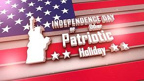 Patriotic Holiday