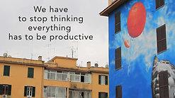 """Workshop """"Résilience"""" Maggio 2015 Rome"""