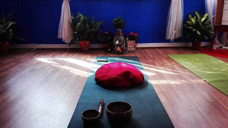 Curso de yoga | Cuarentena Coronavirus
