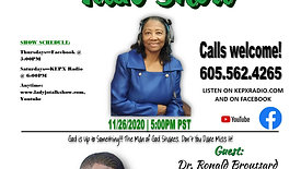 Lady Jo Talk Show with Pastor Broussard