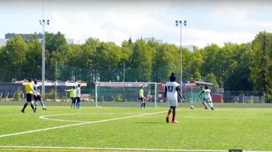 Kölvin monikulttuurinen jalkapalloturnaus  2018