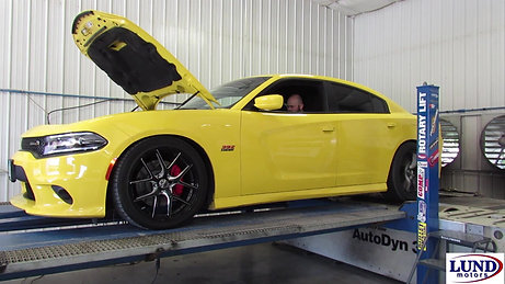 2017 Charger SCAT Pack 2nd Pass